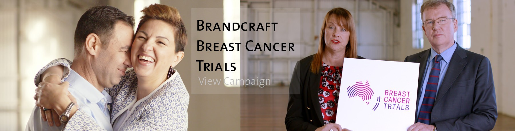 Tell Agency work - Breast Cancer Trials